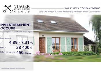Viager 6 pièces 120 m2