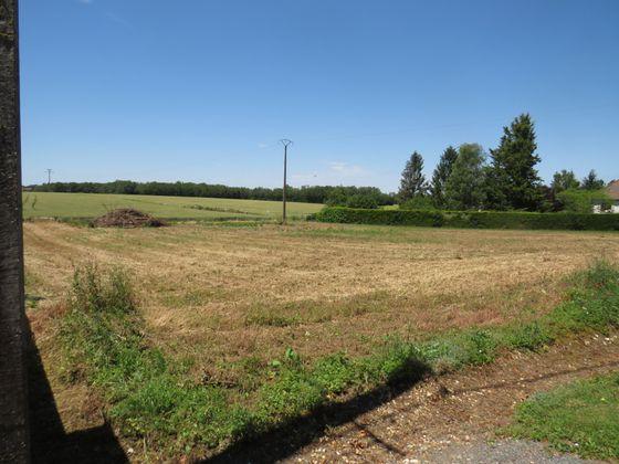 Vente terrain 1330 m2