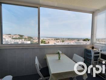 Appartement 2 pièces 33,77 m2