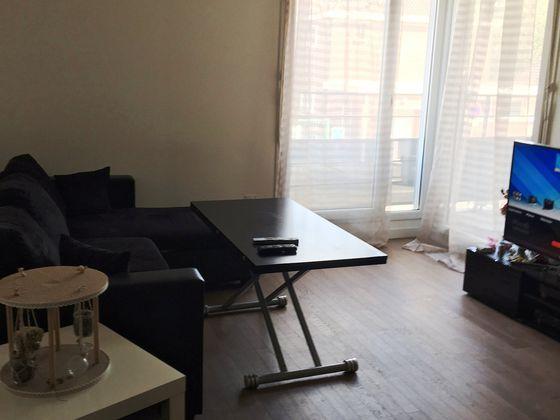 Location appartement 2 pièces 38,87 m2
