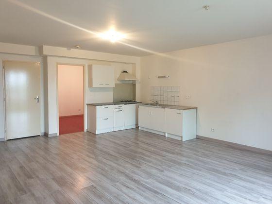 Location appartement 2 pièces 57 m2