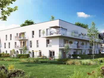 Appartement 2 pièces 44,17 m2