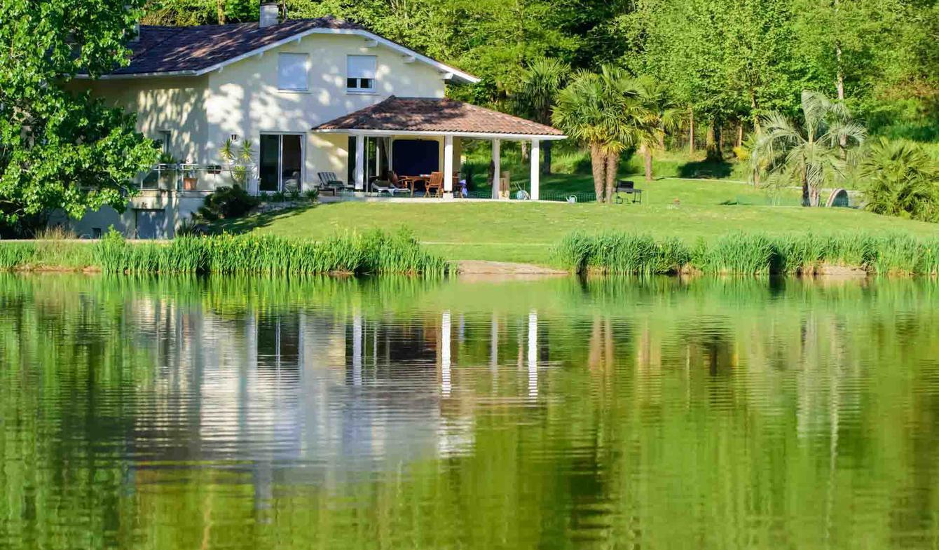 Propriété avec piscine Saint-Martin-de-Hinx