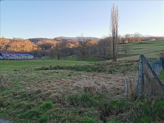 Vente terrain 1675 m2