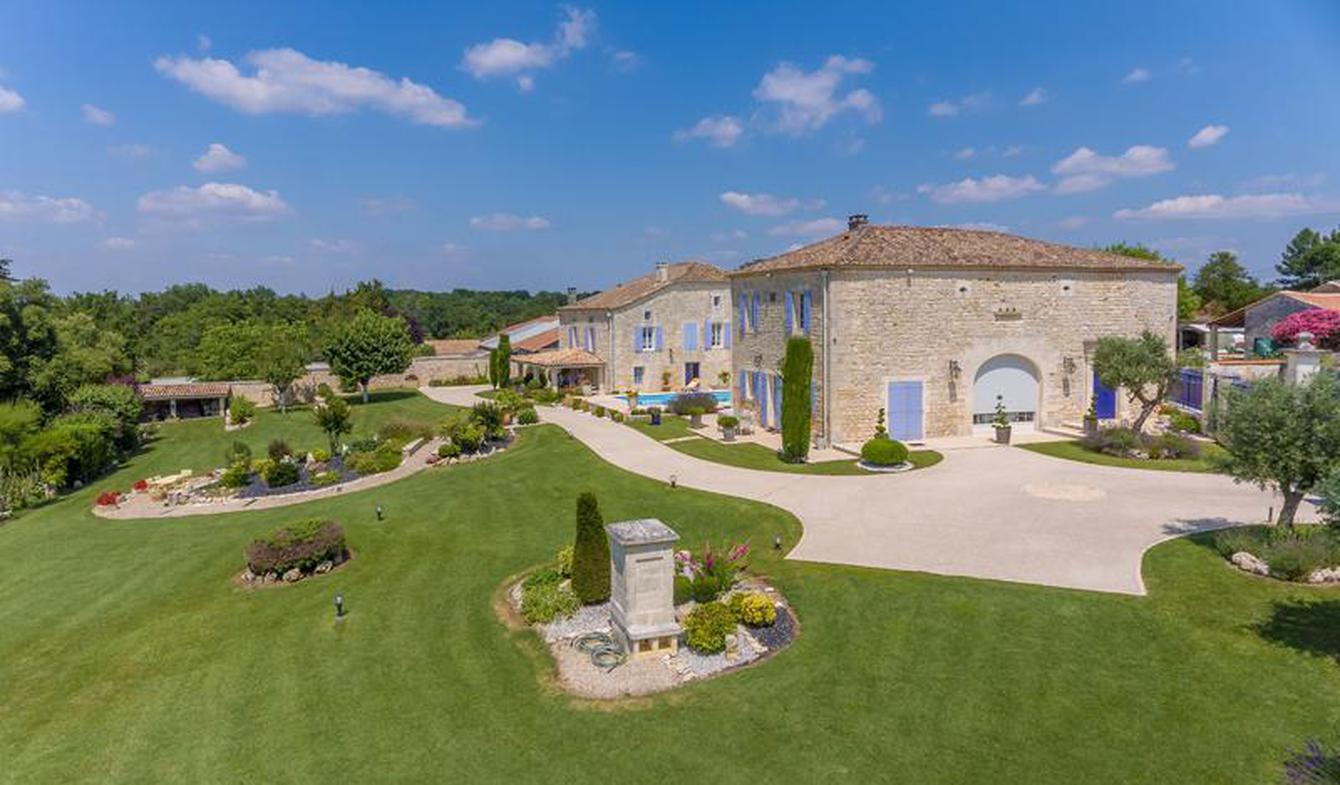 Maison avec piscine Dirac