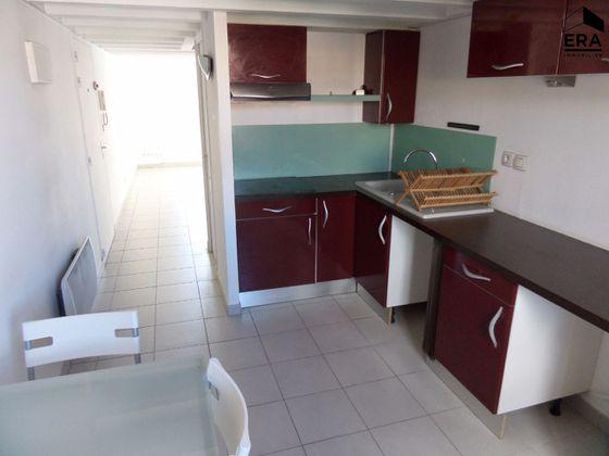 location Appartement 2 pièces 38,21 m2 Aix-en-Provence