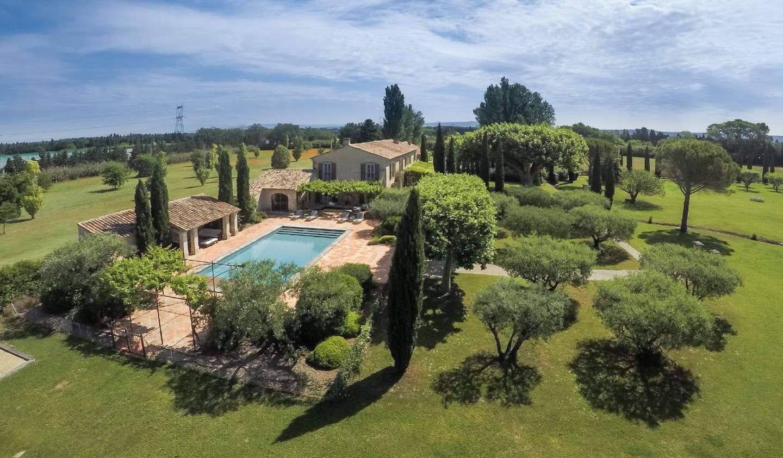 Villa with pool and garden Saint-Rémy-de-Provence