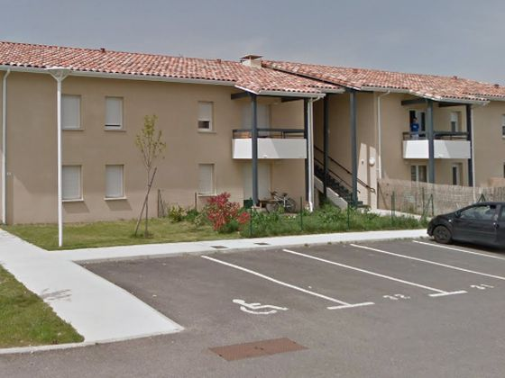 Location appartement 2 pièces 42,87 m2