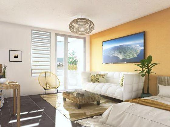 Vente studio 24,35 m2