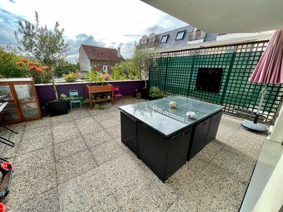 Vente appartement 3 pièces 88,12 m2
