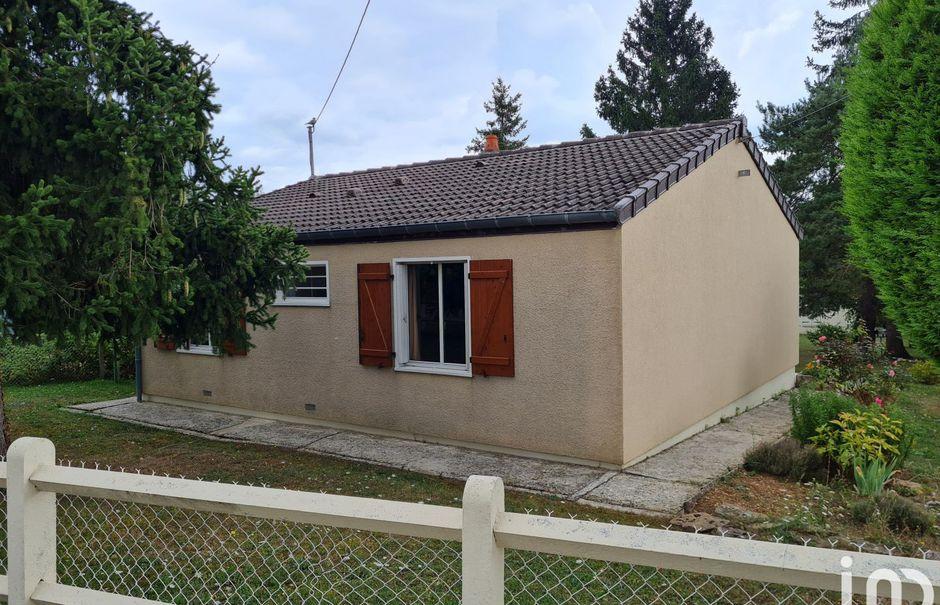 Vente maison 3 pièces 70 m² à Le Mériot (10400), 132 000 €