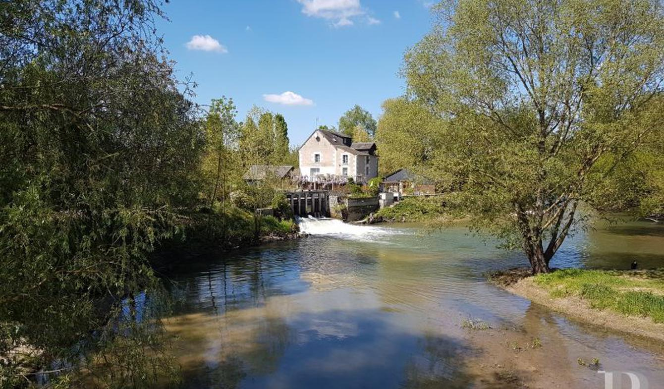Moulin Loches
