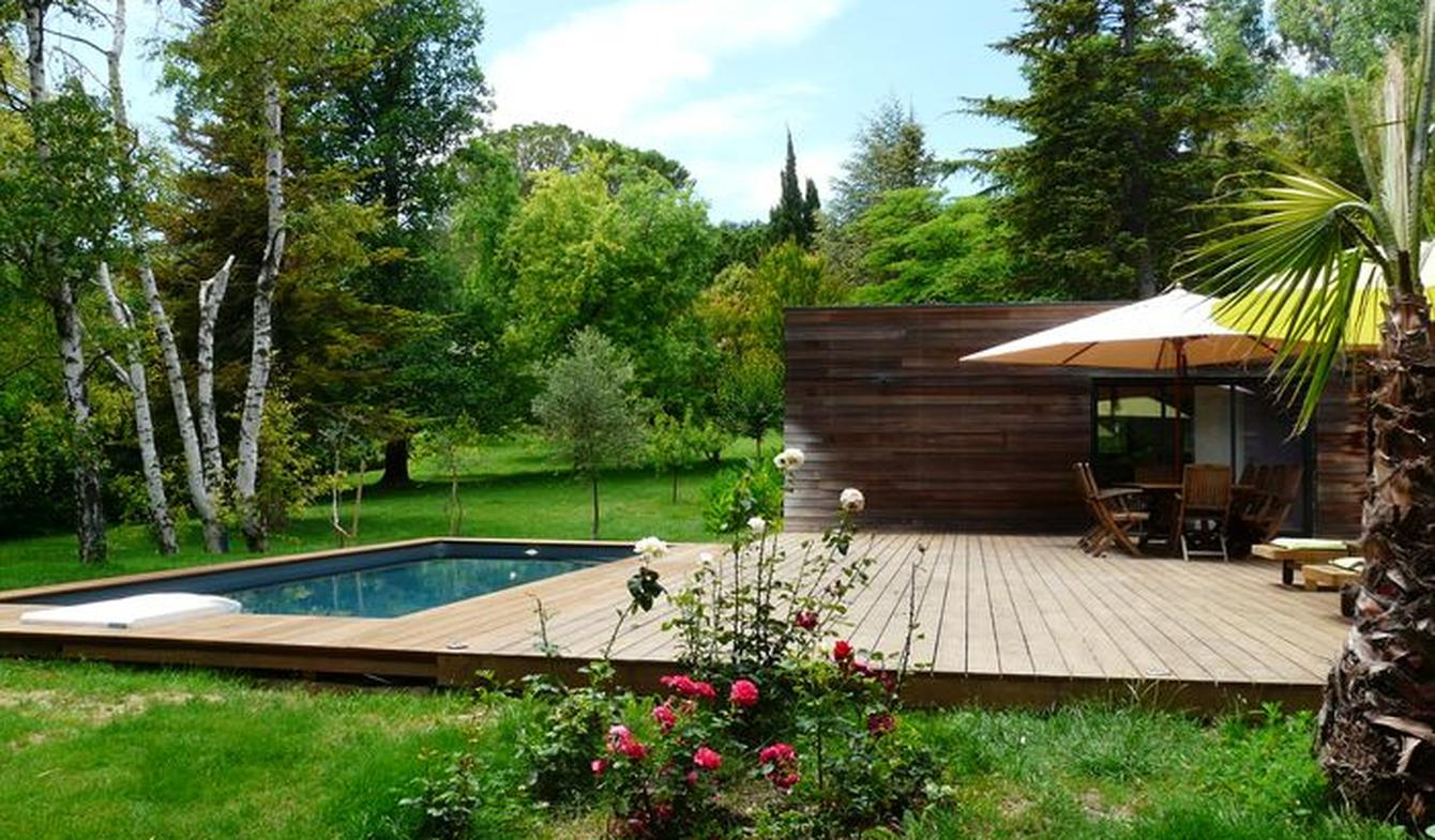 House with pool and garden Caumont-sur-Durance