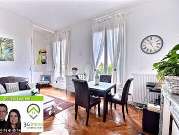 Appartement 3 pièces 67,82 m2