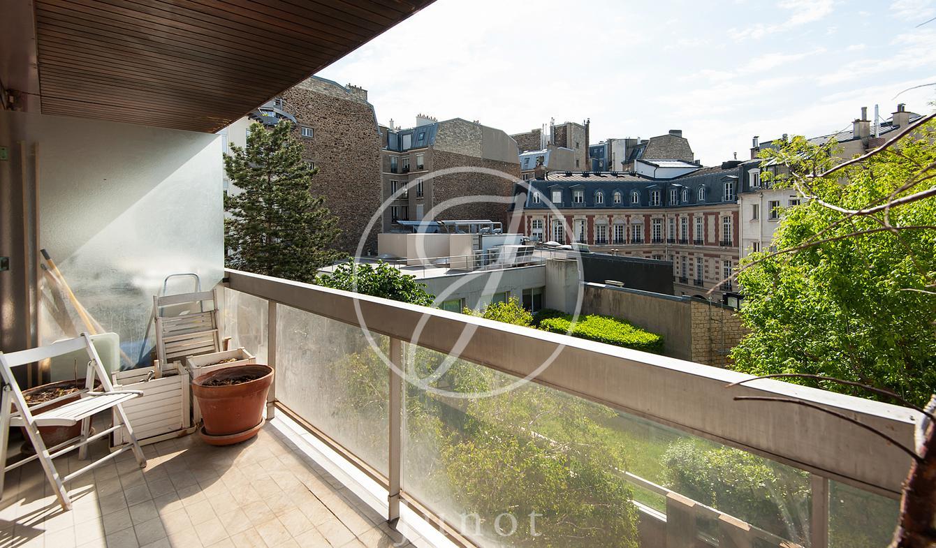 Appartement avec terrasse Paris 17ème