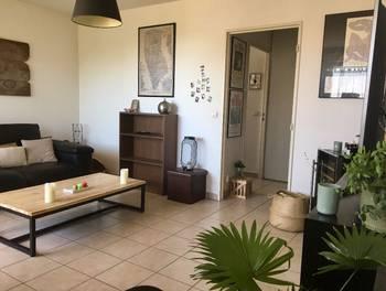 Appartement 2 pièces 48,39 m2