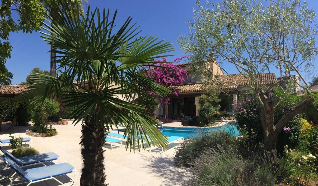 Maison avec piscine Juan les pins
