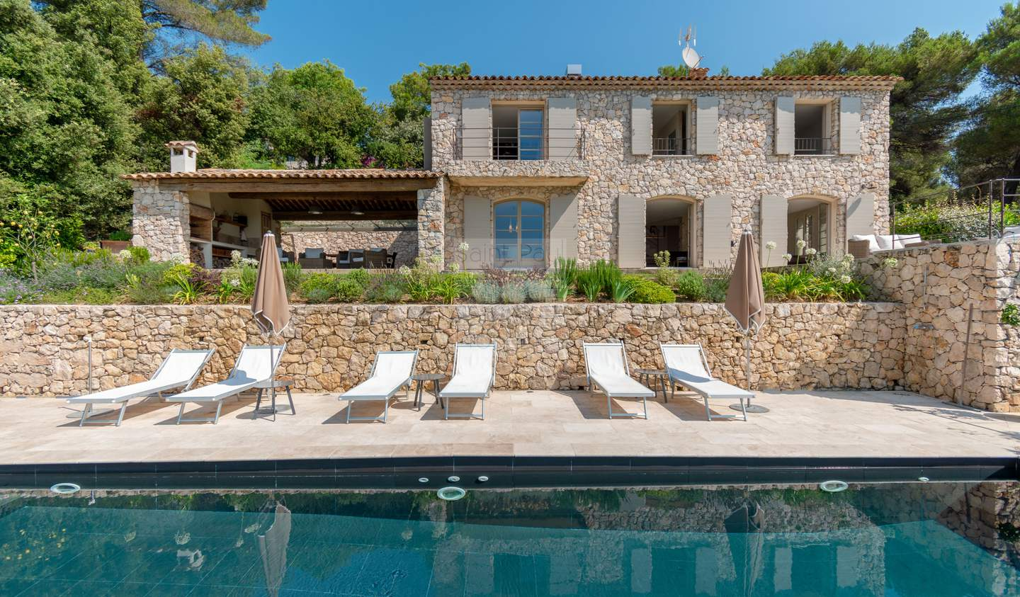 Villa with pool and terrace Tourrettes-sur-Loup