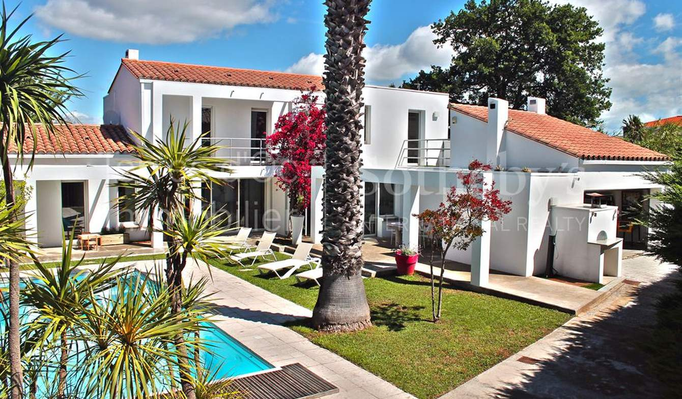 Maison avec piscine en bord de mer Perpignan