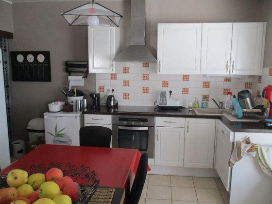 Vente appartement 6 pièces 112 m2