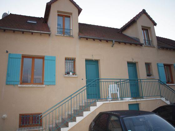Vente appartement 3 pièces 56,46 m2