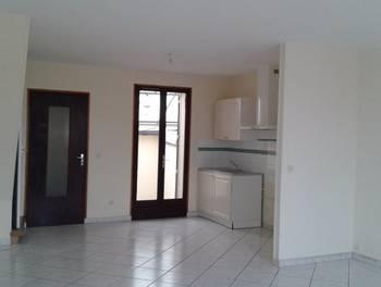 Maison 3 pièces 65,56 m2