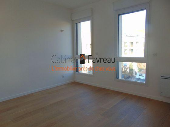 Vente appartement 2 pièces 42,93 m2