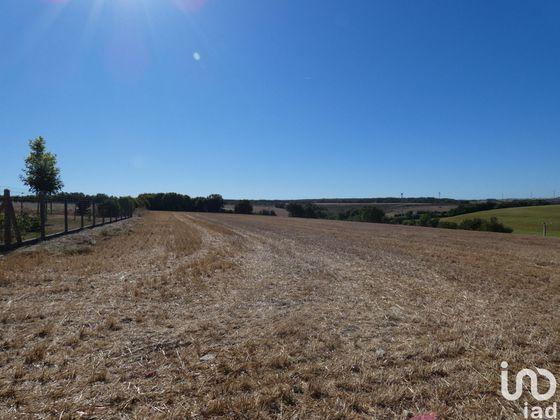 Vente terrain 900 m2