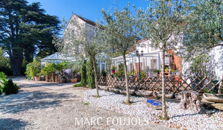 Maison avec piscine et terrasse Chantilly
