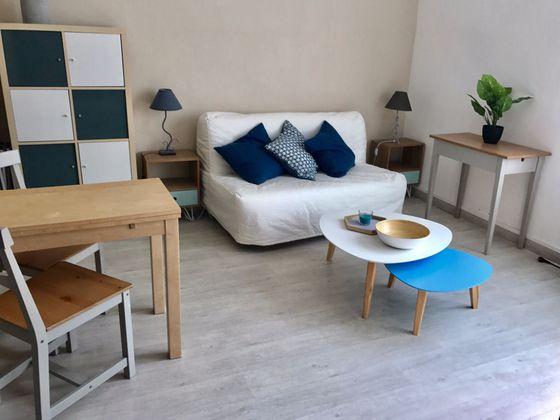 Location studio 20,1 m2