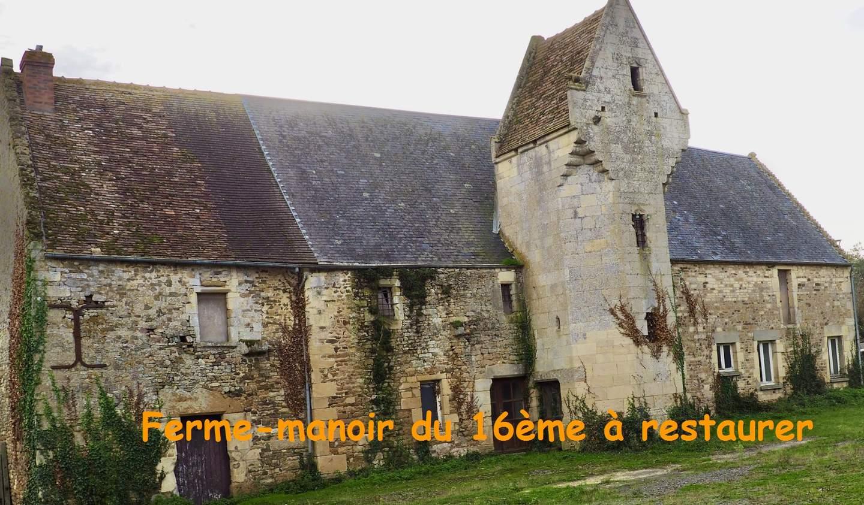Corps de ferme Caen