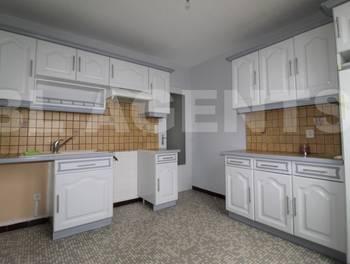 Appartement 4 pièces 81,16 m2