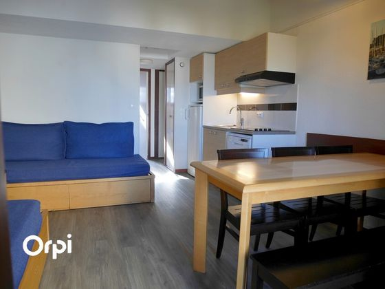 Vente appartement 3 pièces 32,12 m2