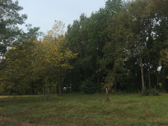 Vente terrain 1424 m2