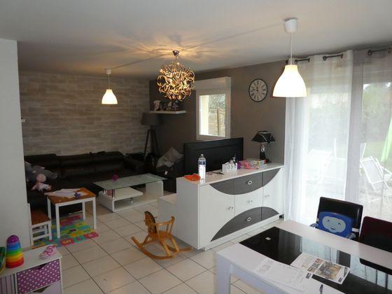 Vente maison 4 pièces 90,95 m2