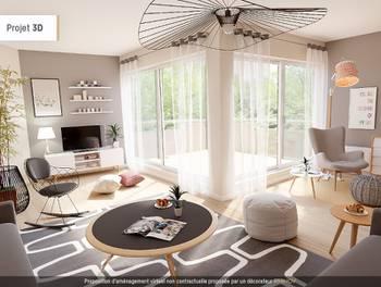 Appartement 90,83 m2