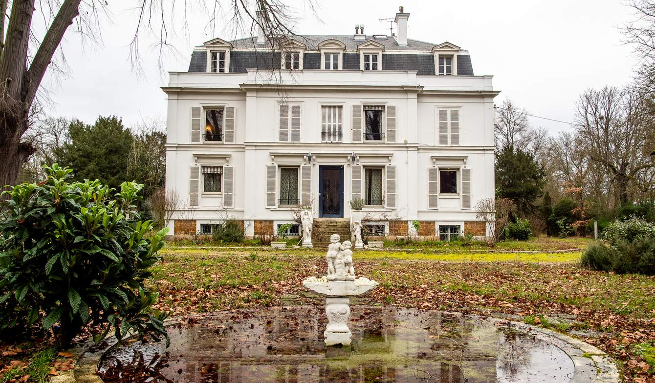 Property with garden Maisons-Laffitte