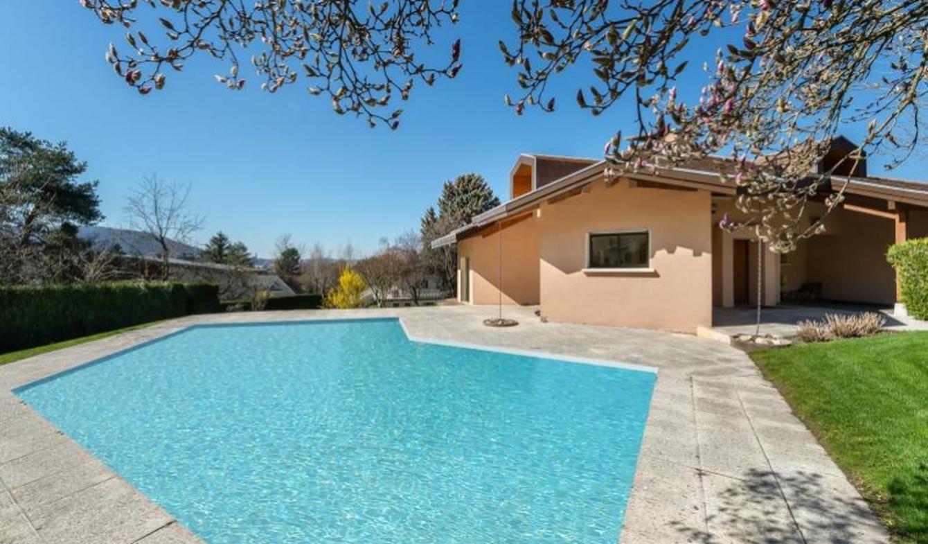 Maison avec piscine et terrasse Annecy-le-Vieux