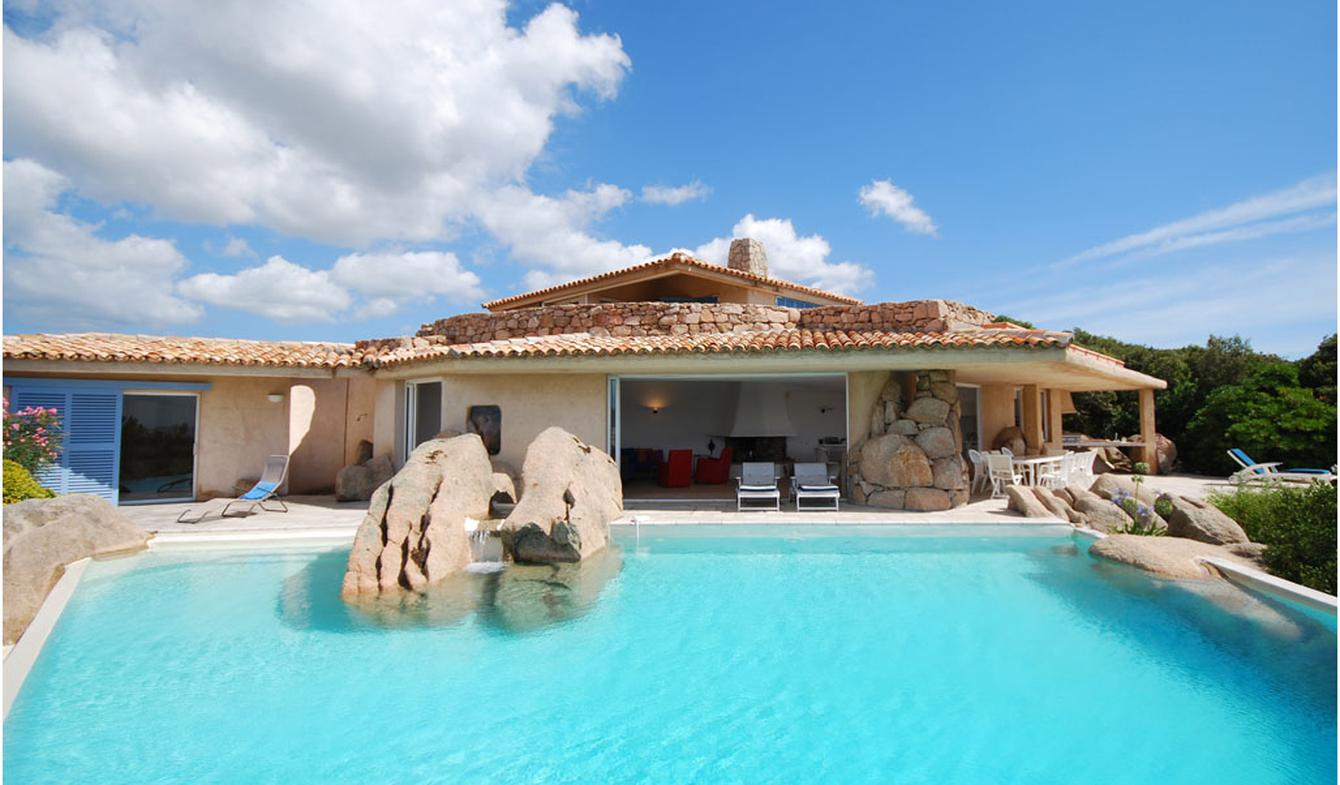 Maison avec piscine et jardin Pianottoli-Caldarello