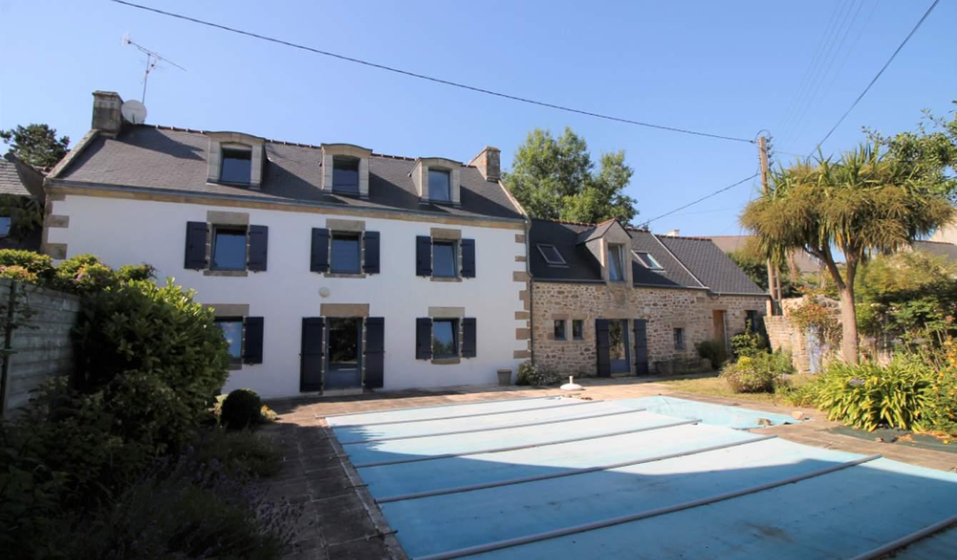 Maison avec terrasse Audierne