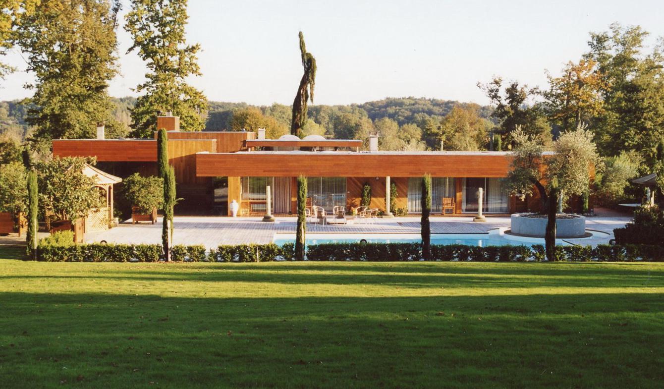 Maison avec piscine et terrasse Pompignac