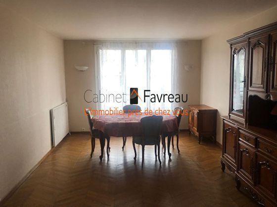 Vente appartement 3 pièces 60,61 m2