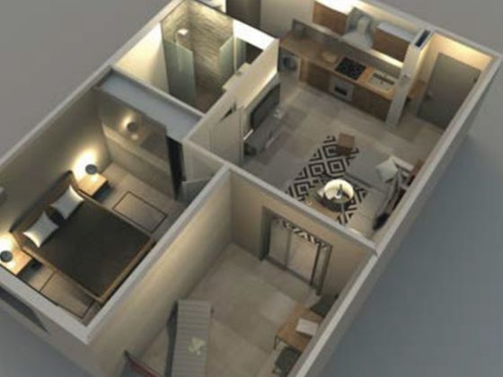 Vente studio 30,8 m2