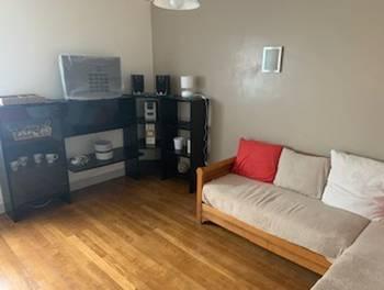 Appartement meublé 2 pièces 43,07 m2