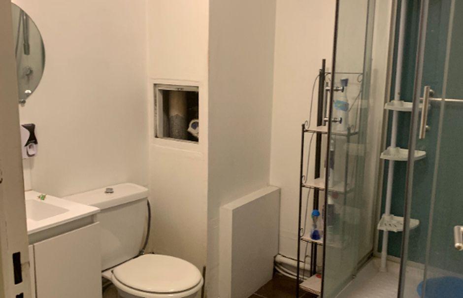 Location  studio 1 pièce 31 m² à La Courneuve (93120), 659 €