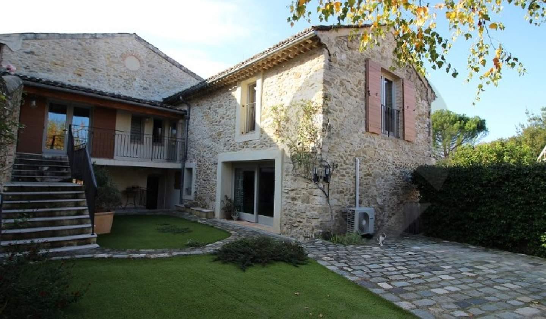 Maison avec terrasse Saint-Paulet-de-Caisson