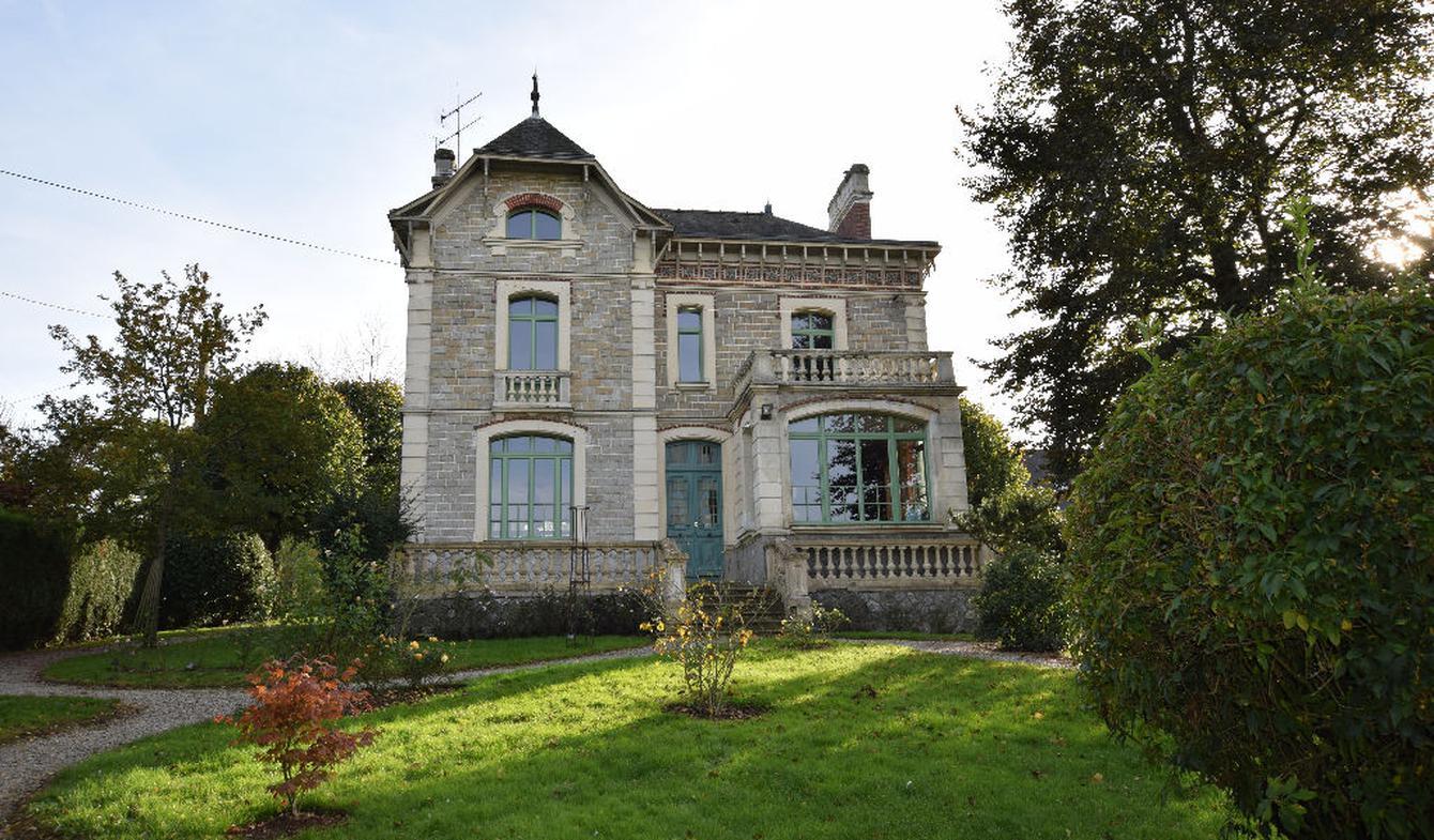 House Martigné-Ferchaud