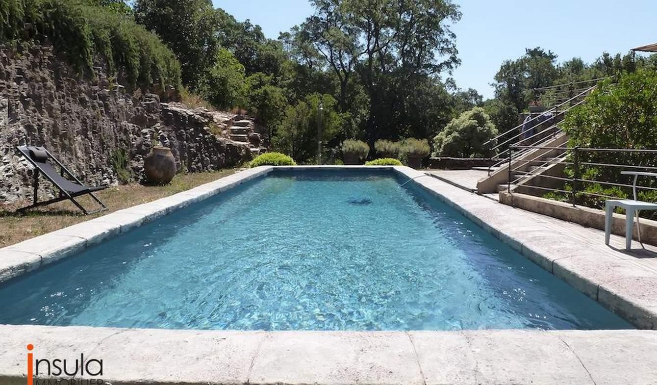Villa avec piscine Pietracorbara