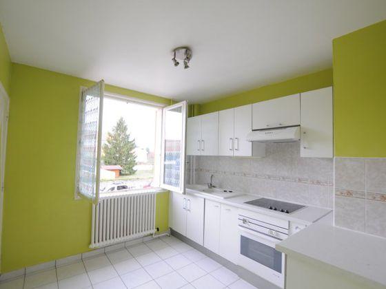 vente Appartement 3 pièces 65 m2 Lyon 5ème
