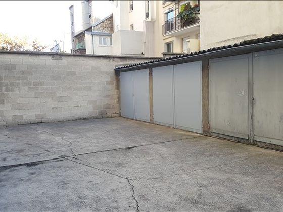 location Parking 10,8 m2 Boulogne-Billancourt